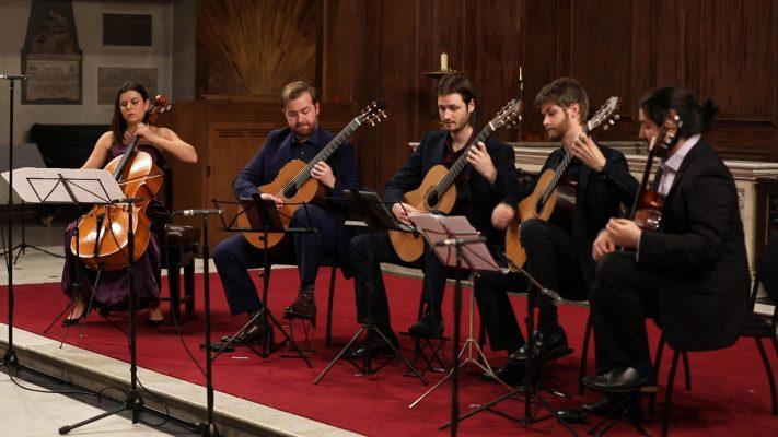 Mela Quartet Dodgson Launch 3